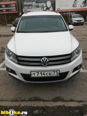 Volkswagen Tiguan 1 поколение [рестайлинг] 1.4 TSI BlueMotion MT (122 л.с.)