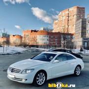 Mercedes-Benz CL - Class C216 CL 500 7G-Tronic 4MATIC (388 л.с.)
