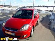 Ford Fiesta 5 поколение 1.6 MT (99 л.с.) Chia