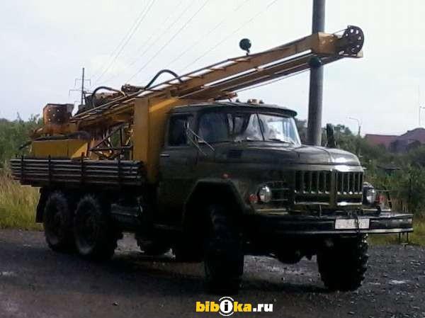 ЗИЛ 131 Буровая установка УРБ 2А2