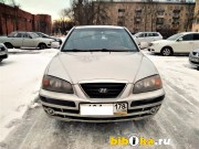 Hyundai Elantra XD [рестайлинг] 1.6 AT (105 л.с.)