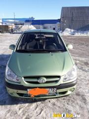 Hyundai Getz 1 поколение [рестайлинг] 1.4 MT (97 л.с.)