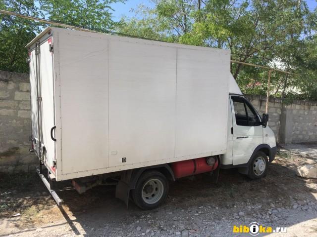 ГАЗ 3009А1 Промтоварный фургон