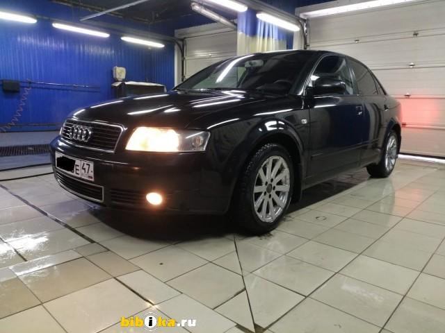 Audi A4 B6 2.0 MT (130 л.с.)