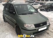 Hyundai Matrix 1 поколение [рестайлинг] 1.6 MT (103 л.с.)