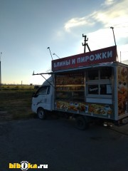 Kia Bongo автолавка / закусочная на колесах /рефрижератор