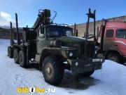 Урал 4320-31 лесовоз