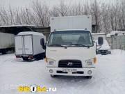 Hyundai HD фургон