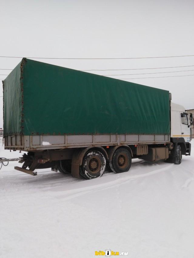 МАЗ 6312 бортовой
