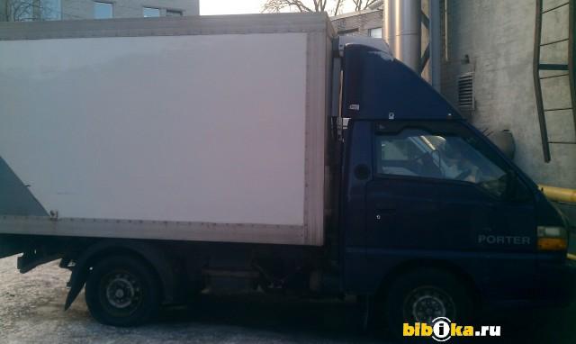 Hyundai Porter грузовик
