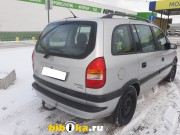Opel Zafira A 1.8 MT (125 л.с.)