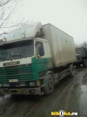 Scania R93 фургон