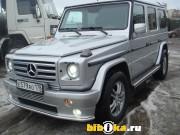 Mercedes-Benz G - Class W463 G 270 CDI AT (156 л.с.)