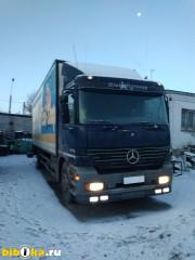 Mercedes-Benz Actros фургон