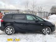 Opel Zafira Family [рестайлинг] 1.6 MT (115 л.с.)
