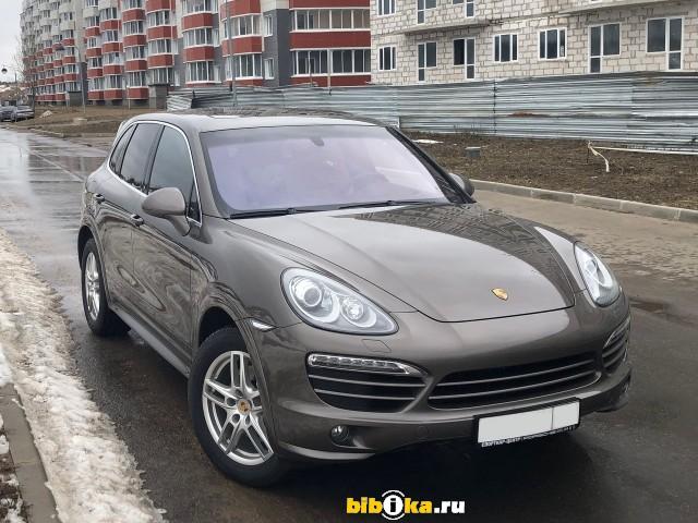 Porsche Cayenne S Tiptronic 4.8 AT (400 л.с.)