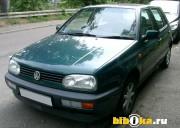 Volkswagen Golf  III 3 поколение 1.8 MT (90 л.с.)