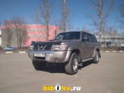 Nissan Patrol Y61 3.0 TD AT (160 л.с.)