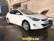 Hyundai Elantra MD [рестайлинг] 1.8 AT (150 л.с.)