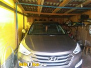 Hyundai Santa Fe DM 2.2 CRDi AT 4WD (197 л.с.)