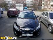 Chevrolet Cruze J300 [рестайлинг] 1.8 MT (141 л.с.) LT