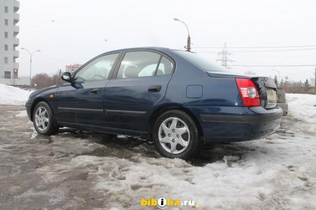 Hyundai Elantra XD