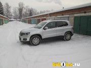 Volkswagen Tiguan 1 поколение 1.4 TSI BlueMotion MT (122 л.с.) trend and fan
