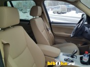 BMW X3 F25 xDrive20d AT (184 л.с.) urban