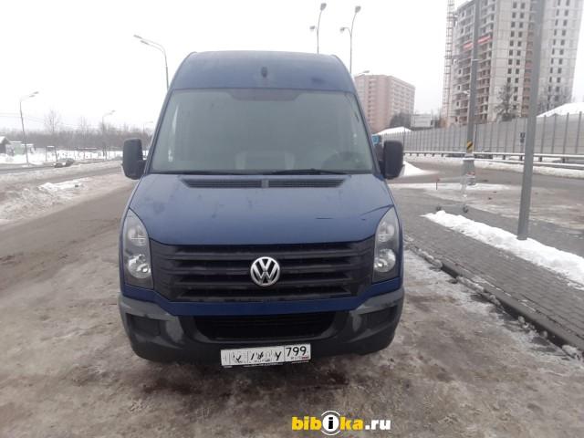 Volkswagen Crafter грузовой фургон