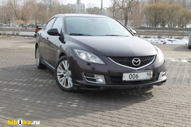Mazda 6 2 поколение 2.0 MT (147 л.с.)