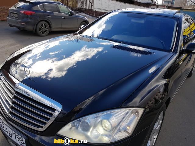 Mercedes-Benz S - Class W221 S 500 7G-Tronic длинная база (388 л.с.)