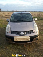 Nissan Note E11 1.6 AT (110 л.с.)