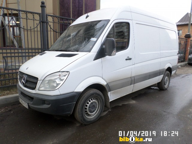 Mercedes-Benz Sprinter грузовой