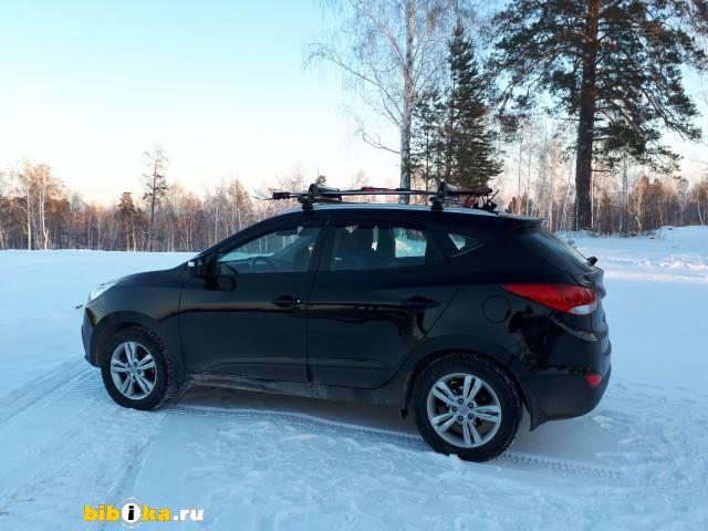 Hyundai ix35 1 поколение 2.0 AT 2WD (150 л.с.)