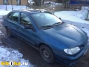 Renault Megane 1 поколение 1.6 MT (90 л.с.)