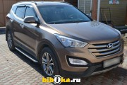 Hyundai Santa Fe DM 2.4 AT 4WD (175 л.с.) Sport