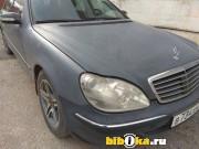 Mercedes-Benz S - Class W220 S 600 5G-Tronic длинная база (367 л.с.)
