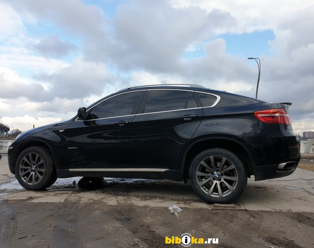 BMW X6 E71/E72 xDrive50i 6AT (407 л.с.)
