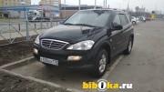 SsangYong Kyron 1 поколение [рестайлинг] 2.3 MT 4WD (150 л.с.)