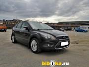 Ford Focus 2 поколение 1.8 MT (125 л.с.) Titanium