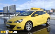 Opel Astra J 1.4 Turbo AT (140 л.с.)