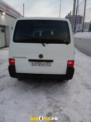 Volkswagen Transporter Т4 грузовой