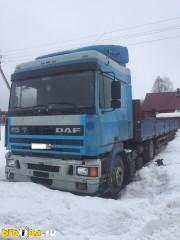 DAF XF95 тягач