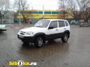 Chevrolet Niva (ВАЗ 2123) 1 поколение [рестайлинг] 1.7 MT (80 л.с.)
