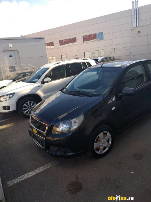 Chevrolet Aveo T250 [рестайлинг] 1.2 MT (84 л.с.)