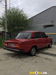 ЛАДА (ВАЗ) 2107 1 поколение 1.6 MT (75 л.с.)