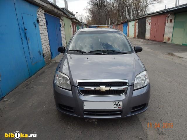 Chevrolet Aveo T200 1.2i MT (72 л.с.)