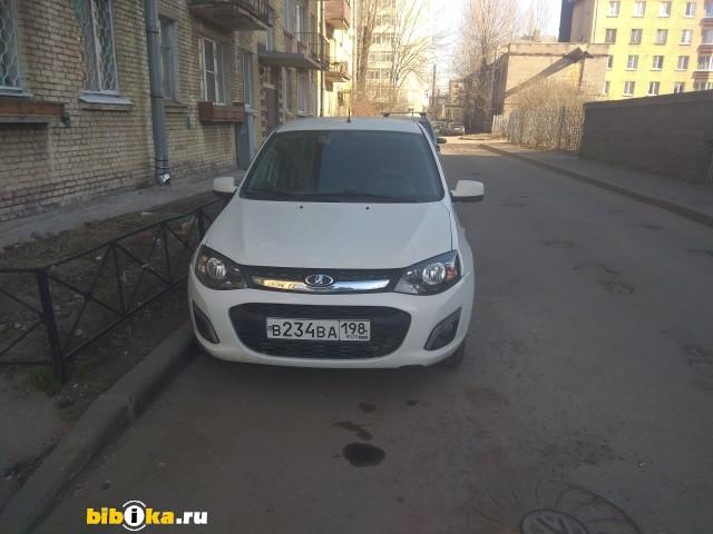 ЛАДА (ВАЗ) Калина II хэтчбек 2192