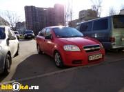 Chevrolet Aveo T250 1.2i MT (72 л.с.)