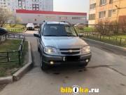 Chevrolet Niva (ВАЗ 2123)  Bertone Edition